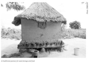 B&W Food Sovereignty a traditional granary