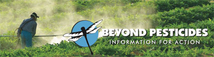 Beyond Pesticides Banner