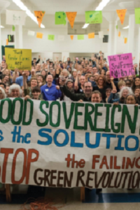 Food Sovereignty cover