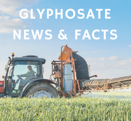 Glyphosate News and Facts PM